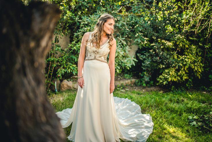 wedding dress, bride, spring bride, novia, vestido de novia, vintage