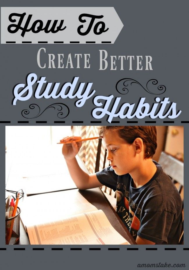 Get the most out of your study time by trying these 8 things to help you create better study habits. @wyzanttutoring