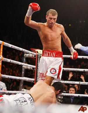 Lucian #Bute is a Romanian  professional #boxer. He is a former IBF super middleweight champion, having made nine defenses of the title and reaching a peak ranking of #1 in the division by The Ring magazine.