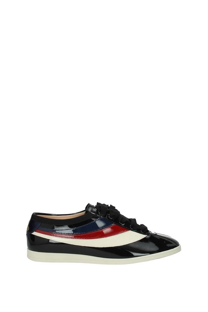 Sneakers Gucci Men - Patent Leather (4934760B910)  fashion  clothing  shoes    480d336104bd