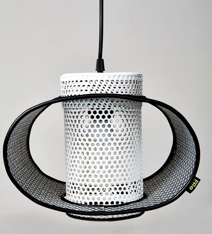 Designed by Hari Kim 2013  Up-cycled lamp, The EGG