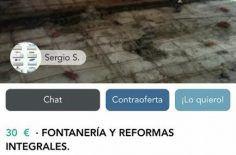 FONTANERÍA Y REFORMAS INTEGRALES