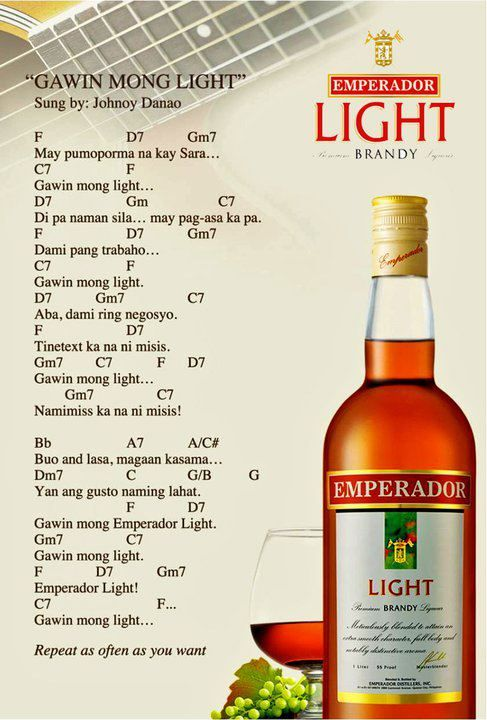 My most drunk alcohol is this. For rinse it would be Redhorse beer. I like drinking because it brings me joy. Also it's easy to sleep when you're under influenced of alcohol. :)