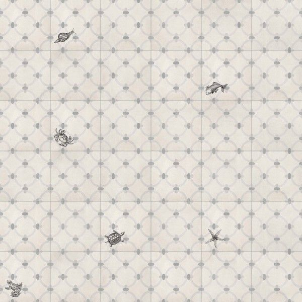 Klinker 1900 Macaya är en mönstrad klinker med roliga detaljer från Vives. Kan användas till både golv och väggar. Fungerar lika bra i kök, badrum och finrum.
