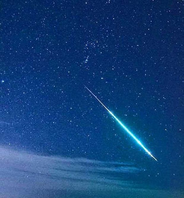 02/24/2014 - If you saw a fireball in the sky Sunday night in Central New York you're not alone