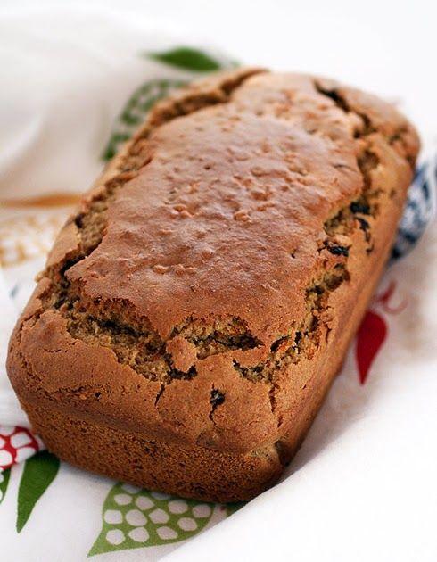 Carrot Bread Recipe With Raisins And Chai Spices Recipe — Dishmaps