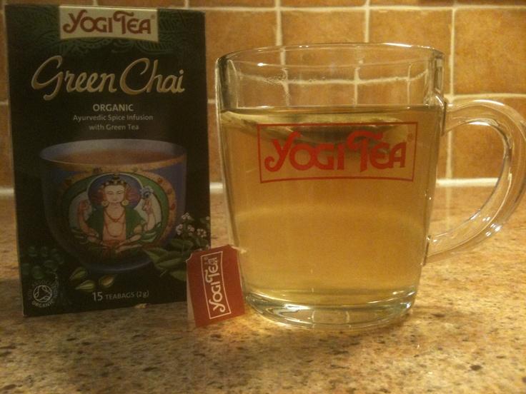 Yogi Green Chai