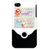 Hunger games phone cover