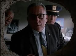 """Bob Gunton as the Warden in """"Shawshank Redemption"""""""