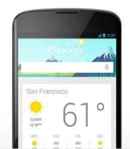 Will 'Google Now' Replace Siri on iOS? Isn't it convenient to have the latest news and stock prices at your finger tips by simply speaking to your iPhone or iPad? This capability was offered for the first time by Apple's Siri through its iPhone 4S which was become a hit to smartphone users all over the world.