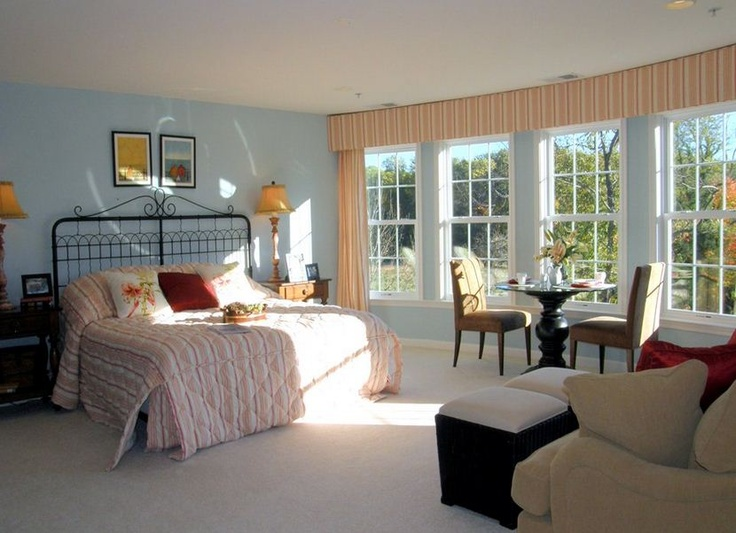 2018 dream home bedroom at merchandise mart