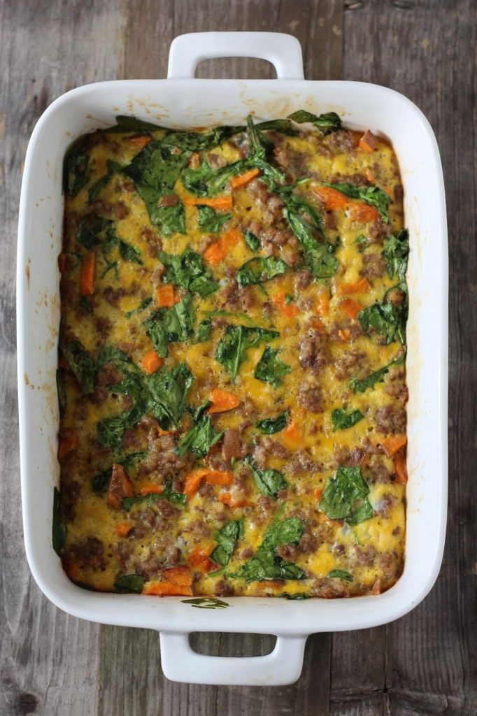 PaleOMG – Paleo Recipes – Easy Breakfast Casserole