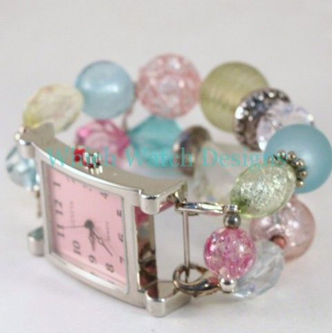 Pale Pastels Watch Band - Which Watch Designs