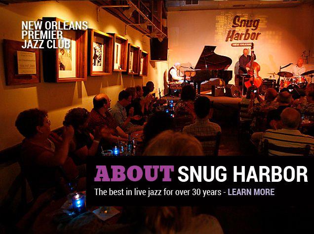 Snug Harbor Jazz Bistro