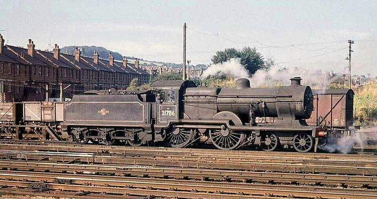 BR (Southern)  Maunsell L1 class  4-4-0