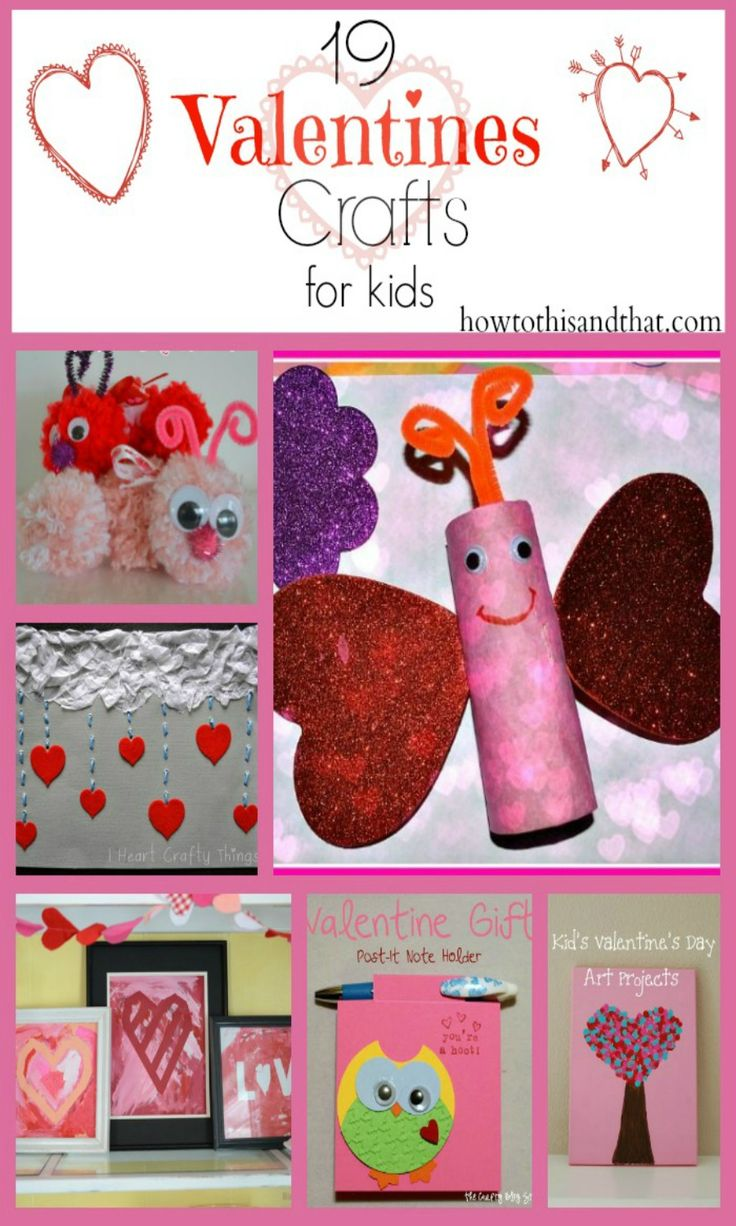 Quick and easy valentine crafts - Quick And Easy Valentine Crafts 5