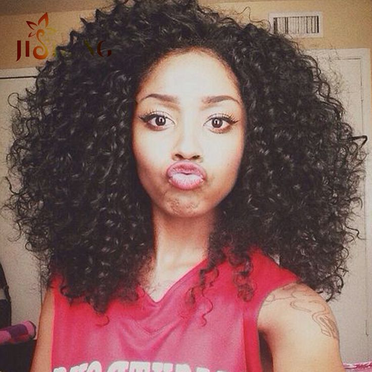 The 25 best long curly weave ideas on pinterest black hair 2015 new women frizzy curly weave mongolian kinky curly hair 4 bundles human hair extension hairstyles pmusecretfo Image collections