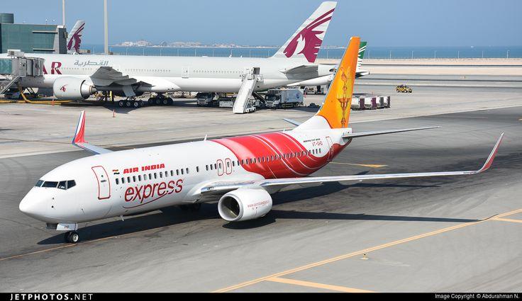 Photo of VT-GHD - Boeing 737-86N - Air India Express
