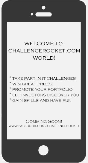 Welcome to ChallengeRocket.com world!