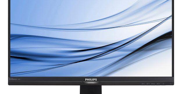 Οικολογική παραγωγικότητα με τη νέα οθόνη Philips PowerSensor.
