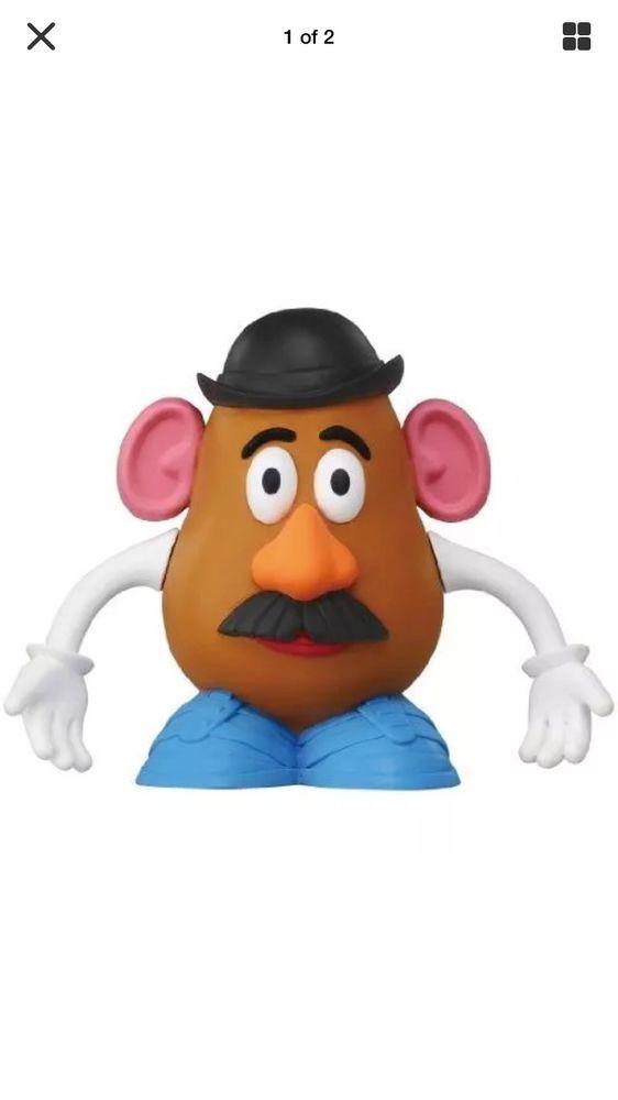Hasbro Thinkway Toys Talking Mr Potato Head With Part Popping