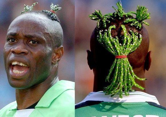 Taribo West fryzury piłkarskie piłka nożna #west #funny #smieszne #futbol #sport #sports #pilkanozna #futbol #soccer #hair #hairstyle