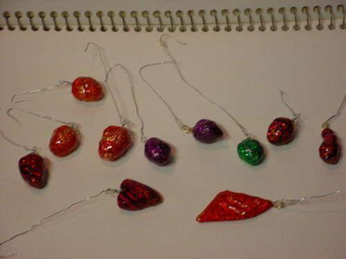 Gioielli riciclati: come creare dalle caramelle ciondoli per tutti i gusti