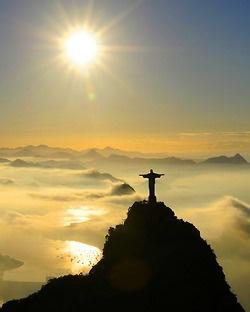Christ the Redeemer,Rio de Janeiro, Brazil (by jooselito).