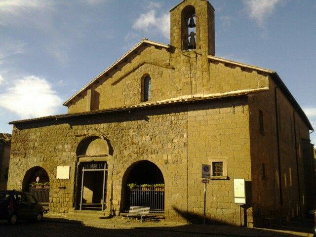 Chiesa di Sant'Andrea a Pianoscarano