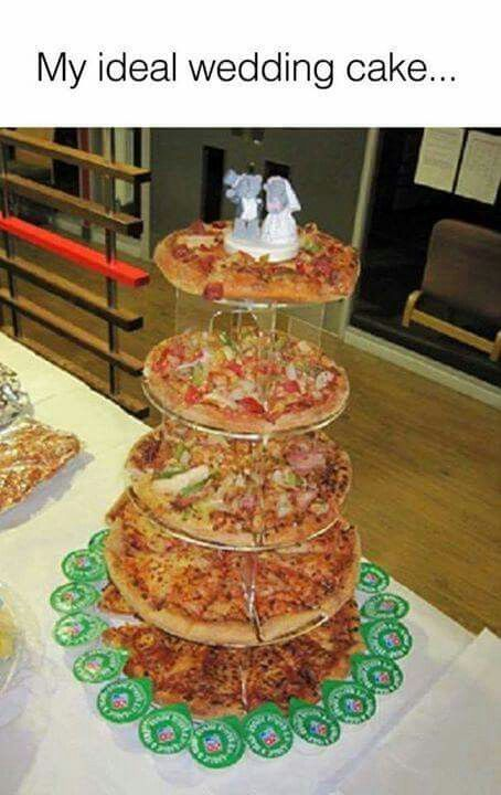 Not as the cake but this would be cute for the food table!