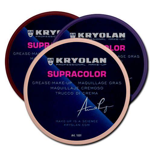 Se utiliza con éxito no sólo para maquillajes comunes, sino también para crear efectos de colores brillantes. Por sus características, es eficaz para sombrear e iluminar. Presentación 8 ml.