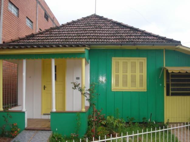 casa madeira colorida pesquisa google