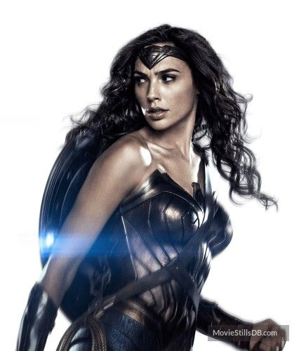 Batman vs. Superman - Promo shot of Gal Gadot