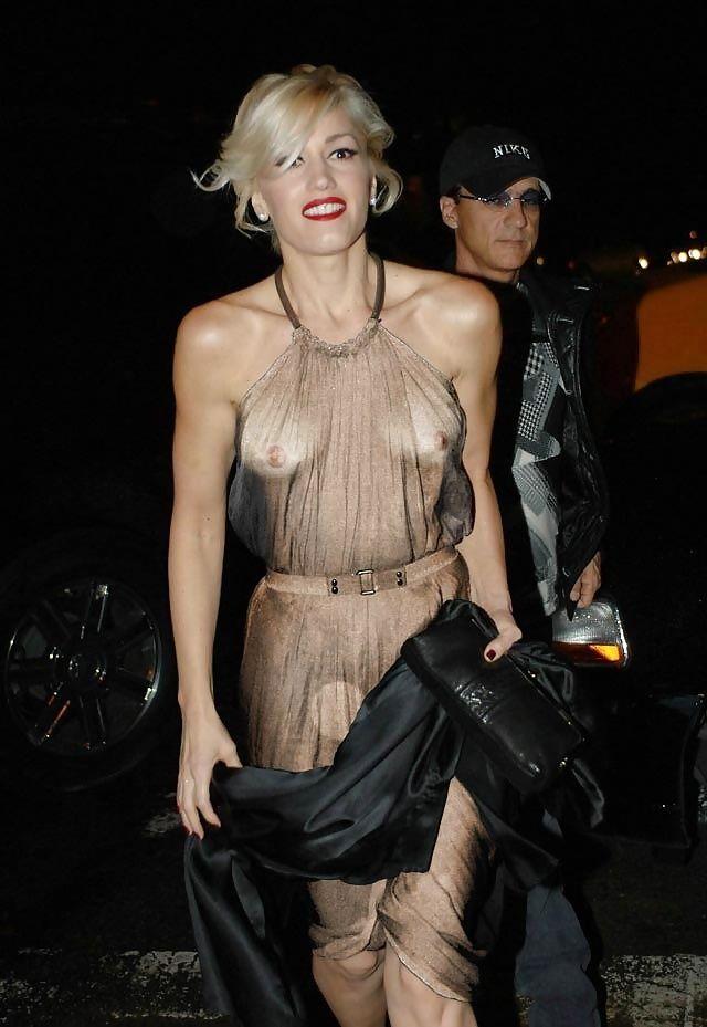 Gwen Stefani Nipples 99