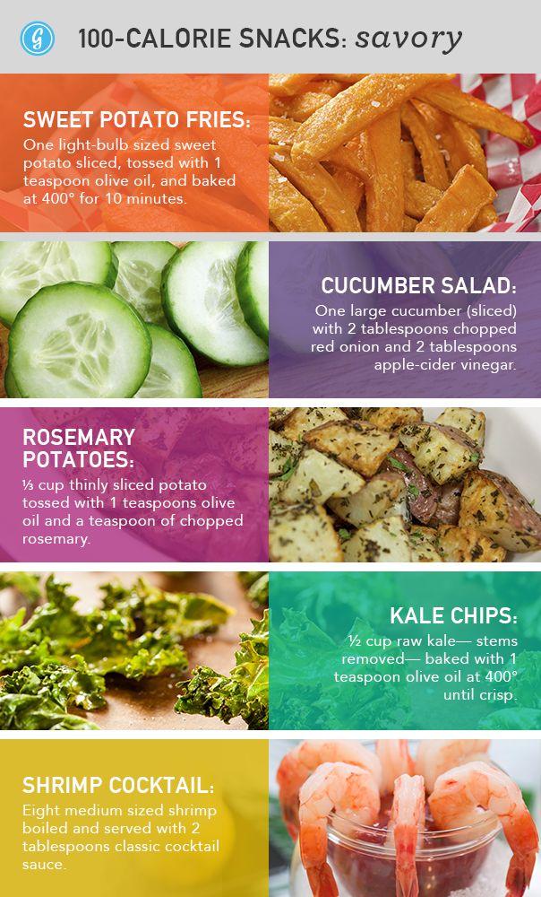 100-Calorie Snacks