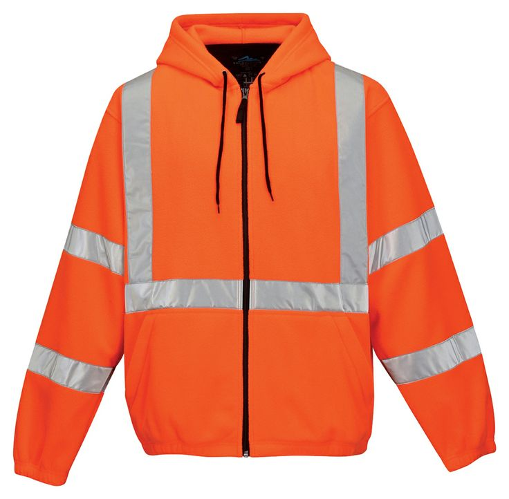 Mens jacket with hoody 100% polyester. Tri mountain F7130H #Safety #Trimountain #Hoody  #workout