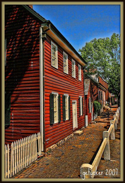 Old Salem North Carolina