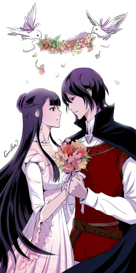 Noblesse: Lovers by camellia029 Not really ship them, but this is too sweet to handle!! ><