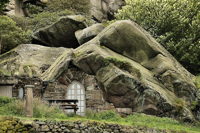 Rock Cottage, Leek, Staffordshire, England