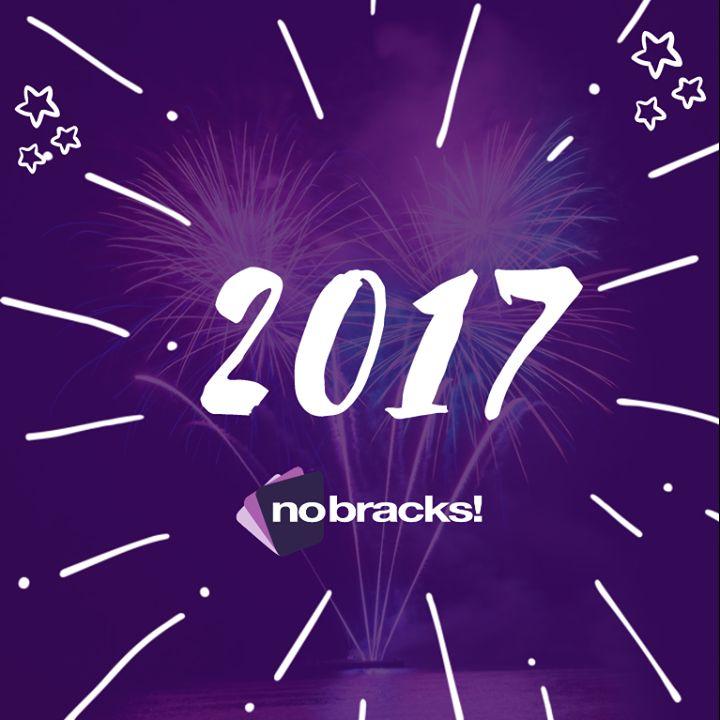 BIENVENIDO 2017 #sonríe #nobracks #OrtodonciaInvisible