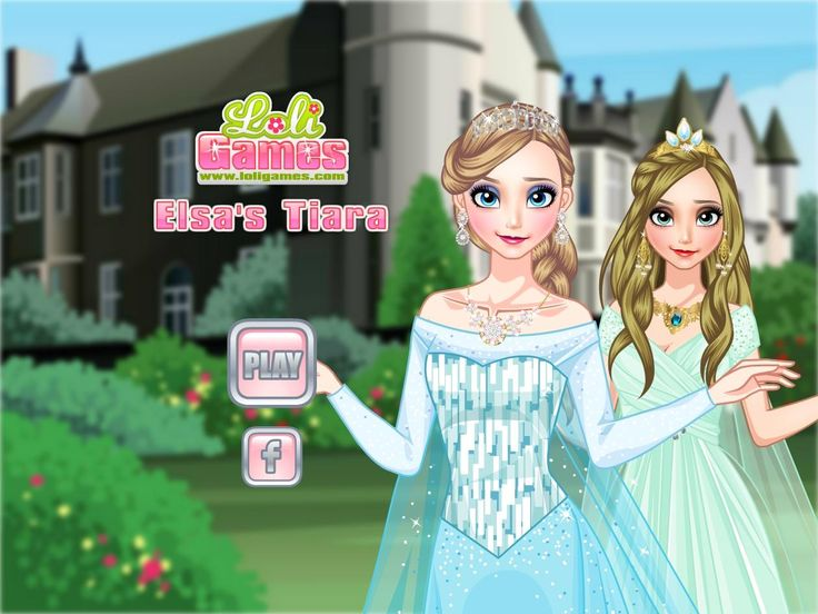 Piękna księżniczka z Krainy Lodu będzie gościć bardzo ważne osoby z innego królestwa. Musisz ubrać dziewczynę w elegnackie ubrania http://www.ubieranki.eu/ubieranki/9932/koronacja-elsy.html