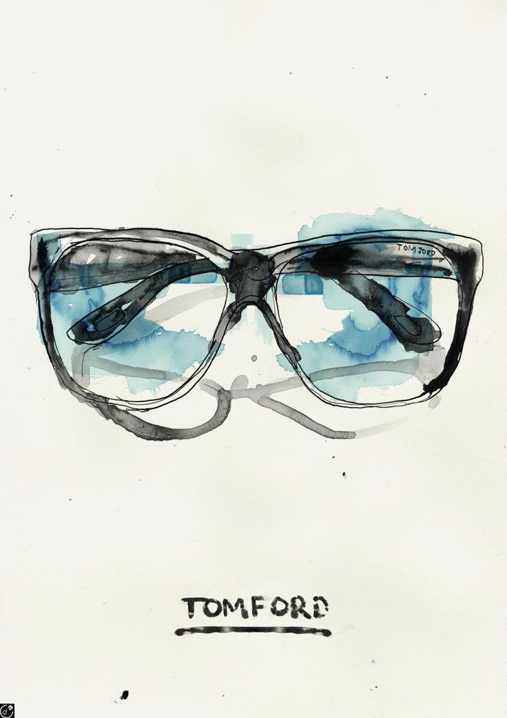 Tom Ford Sunglasses by Patrick Morgan
