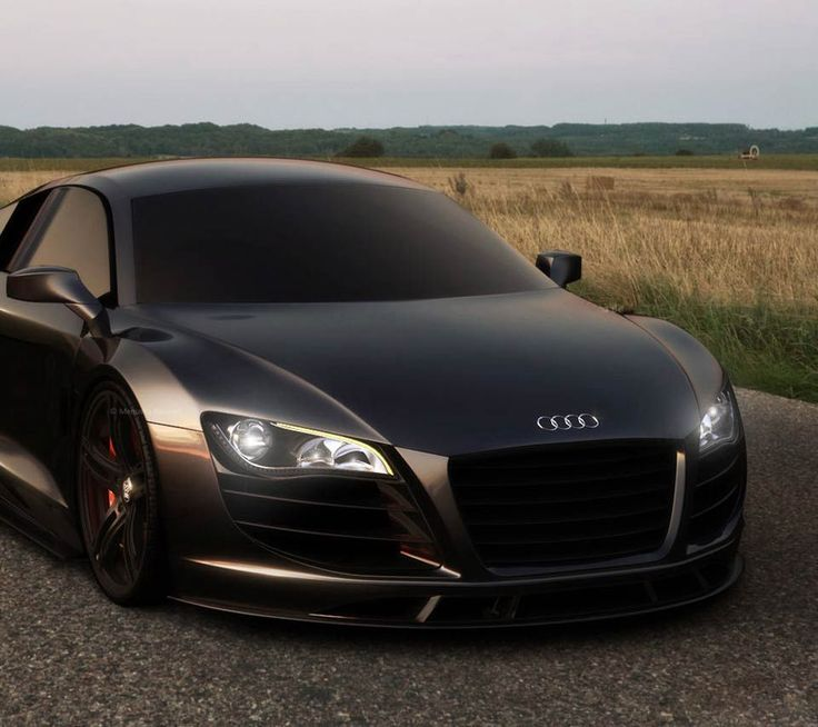 25+ Best Ideas About Audi R8 Matte Black On Pinterest