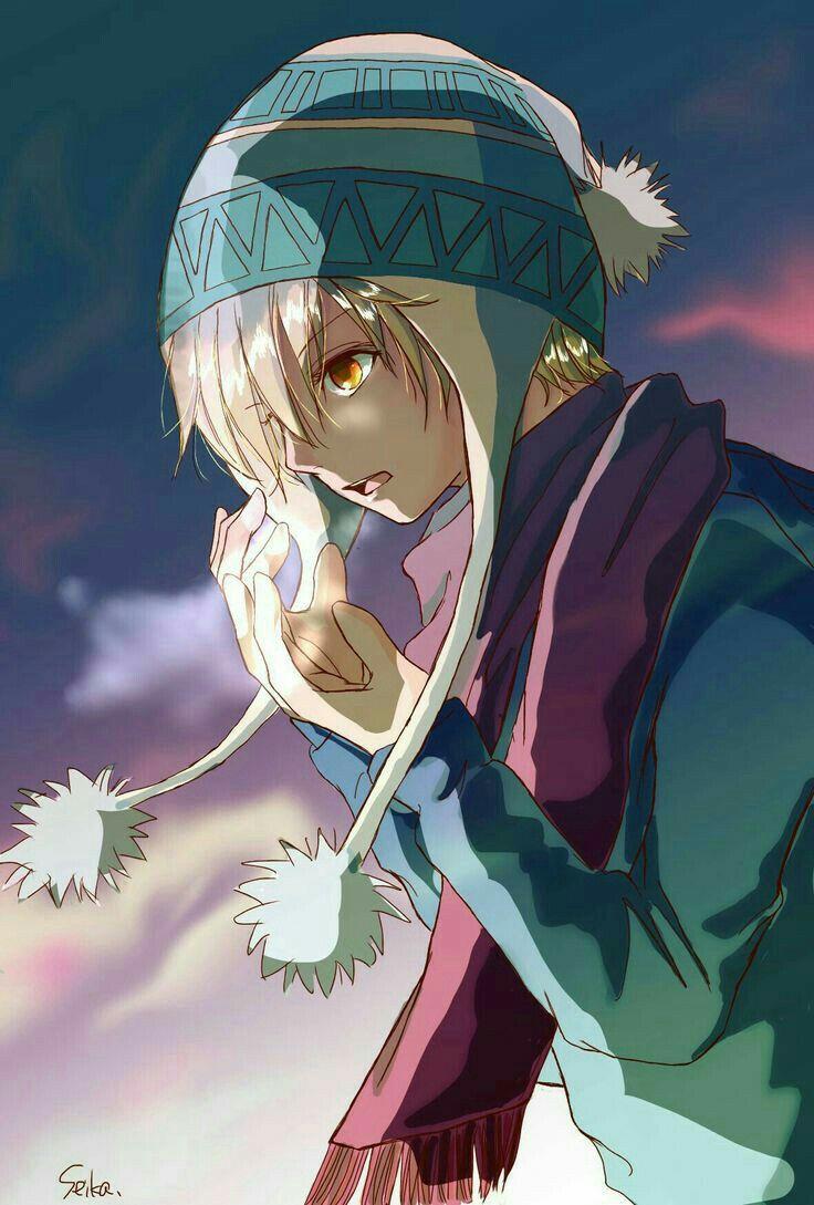 Фото аниме бездомный бог юкине