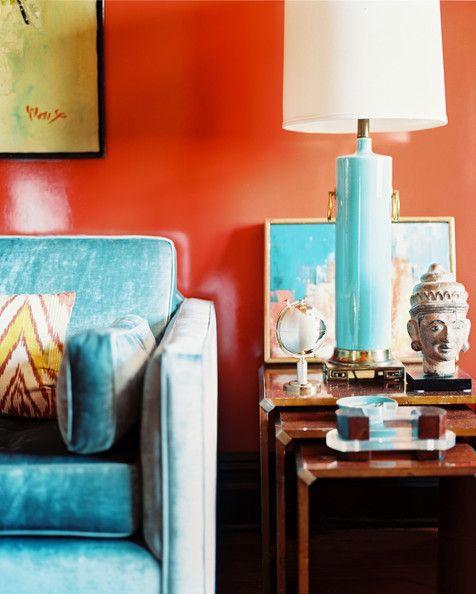 Bohemian Paint Colors: 112 Best Bohemian Mid-Century Home Decor Images On
