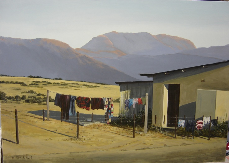 Rika de klerk karoo home rika de klerk landscape for Landscape architects south africa