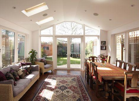 Anglian Panoramic Extension - Interior