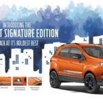 Ford EcoSport Signature Edition Price starts at Rs. 9.26 lakh