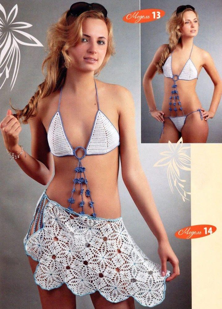 Crochet  swimwear