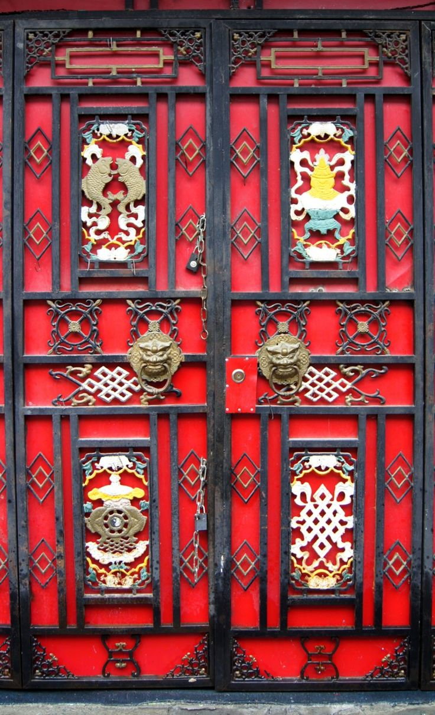 Juizhai Guo, Sichuan, China